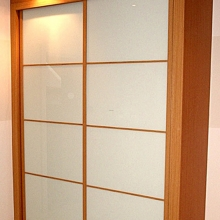Fitted Bedroom Furniture with Sliding Wardrobe Doors by Swan System « Bedrooms « Room « Design Wagen